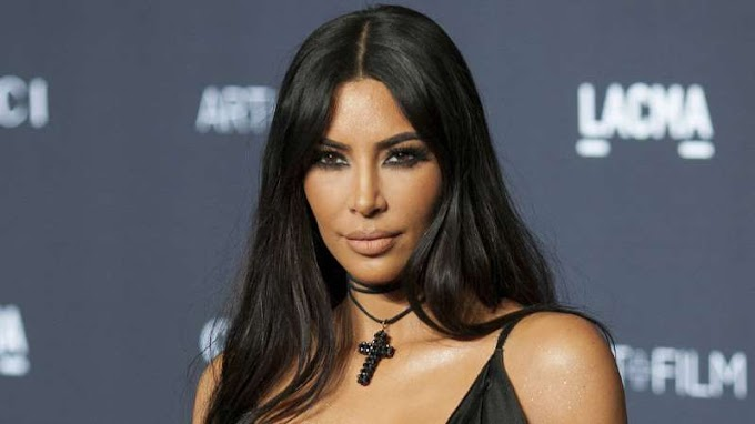 Kim Kardashian forced to evacuate California home due to wildfire
