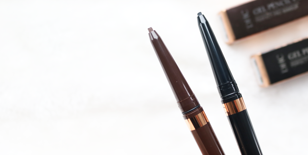 DHC Gel Pencil Eyeliners EX in Black & Brown