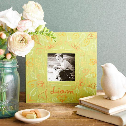 Chalkboard Projects :Easy Ideas