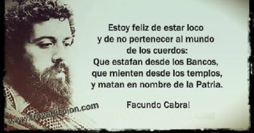 10 Frases De Facundo Cabral Que Te Harán Reflexionar El