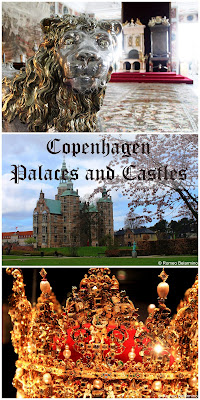 Travel the World: Copenhagen Denmark is full of castles.