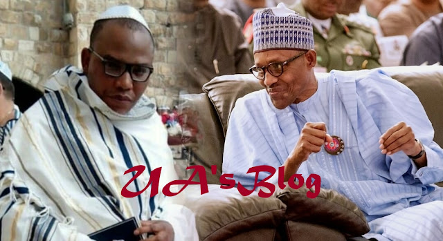 'Buhari Is Dead', Nnamdi Kanu Insists, Says Presidency Yet To Refute His Allegation