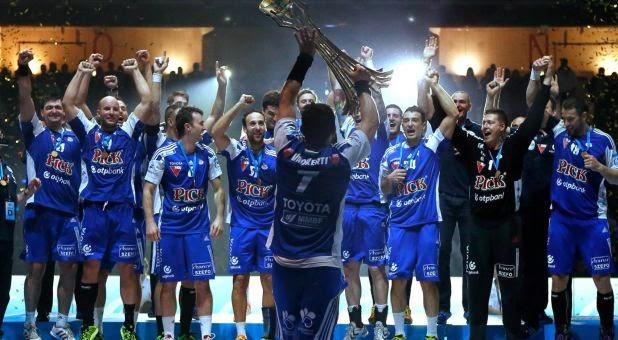 Pick Szeged campeón Copa EHF | Mundo Handball