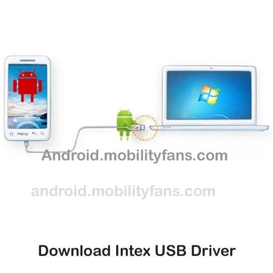 Download Intex USB Driver