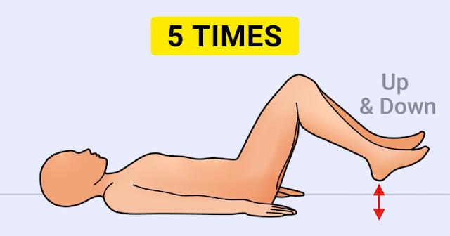 7 Latihan untuk Meringankan Nyeri Saraf Skiatika dalam Beberapa Menit