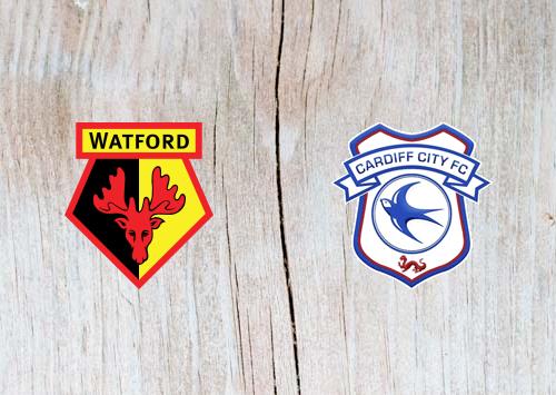 Watford vs Cardiff - Highlights 15 December 2018