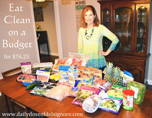 Eat Clean on a Budget with ALDI