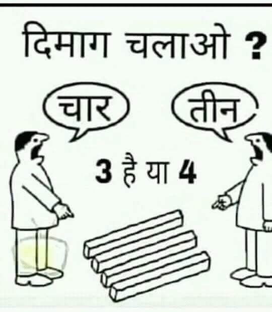 Dimag Lagao Jawab Do With Answer