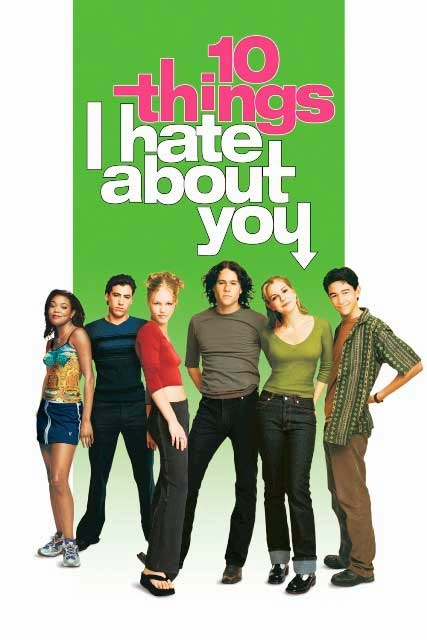 Nonton Film 10 Things I Hate About You (1999) Bahasa ...
