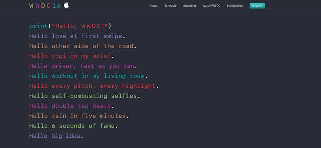 آبل تحدد 13 يونيو موعد مؤتمر المطورين WWDC 2016