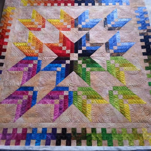The Binding Tool Star Quilt - Easy Tutorial