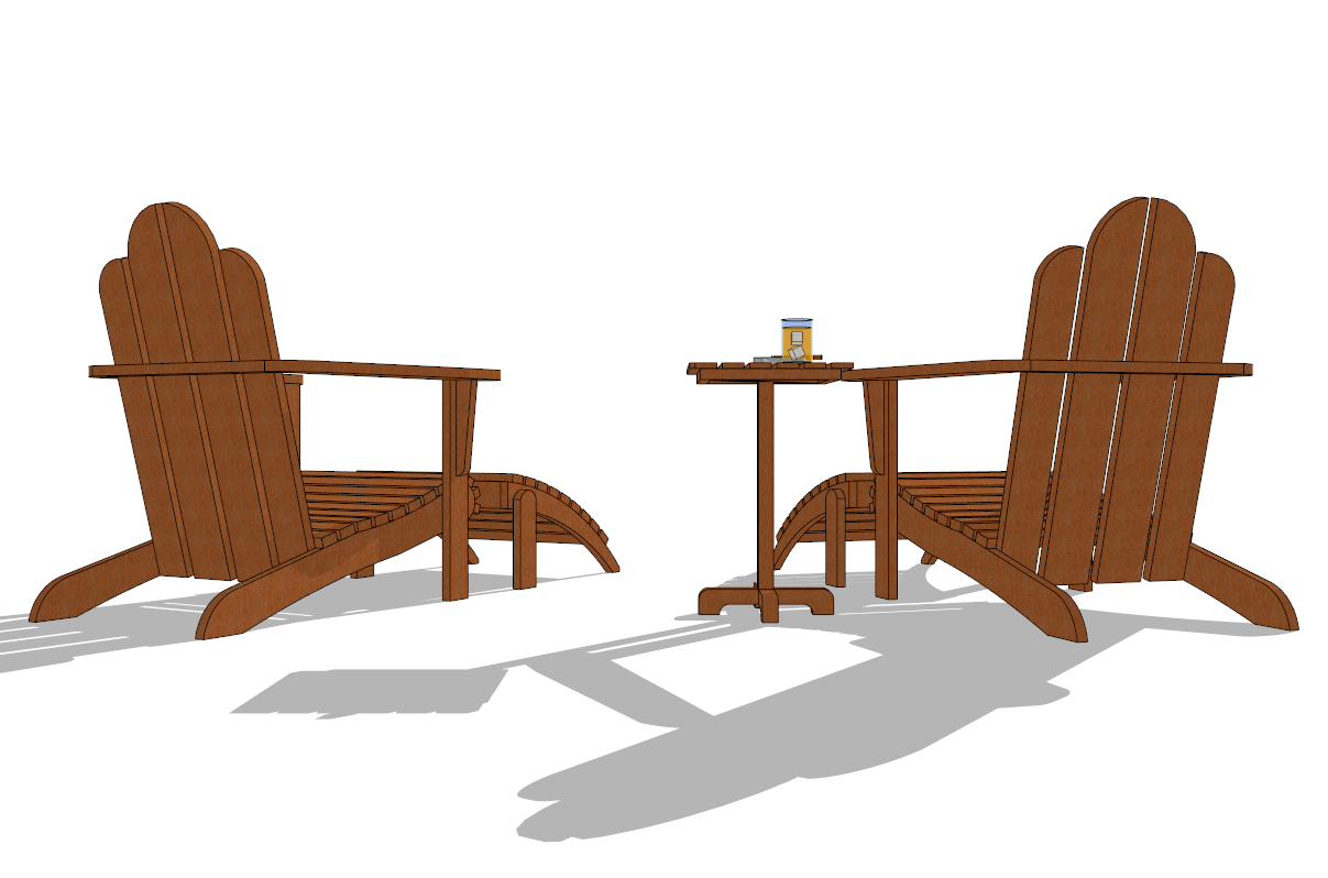 chair design sketchup white metal and wood chairs sample form google pro drawing