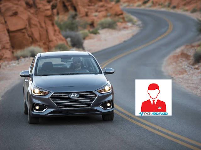 Hyundai Accent 2018: sedan hạng B có giá dưới 500 triệu anh 1