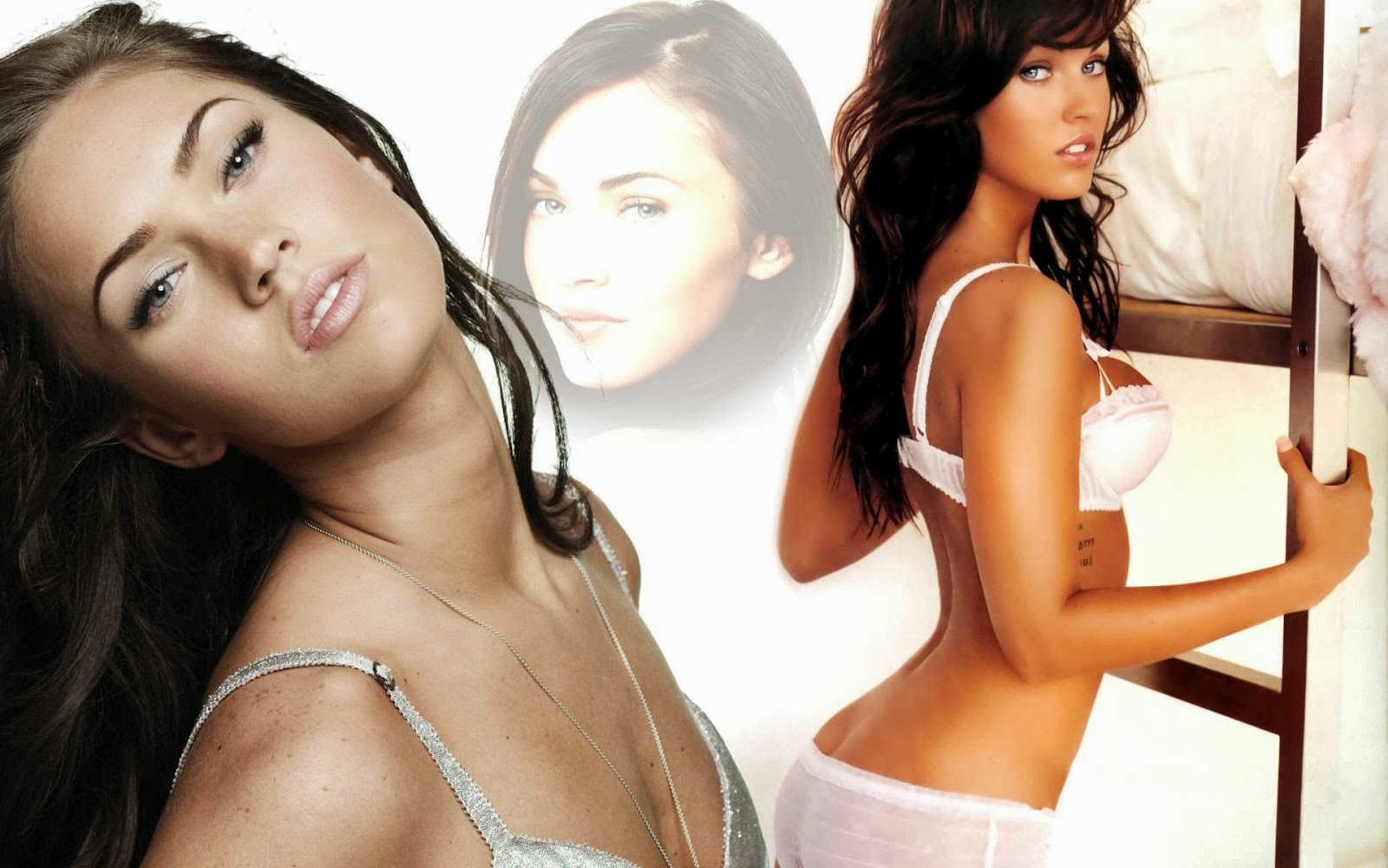 Celebrity Hd Wallpapers American Actress Megan Fox Sexy -5242