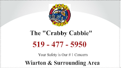 "The ""Crabby Cabbie"""
