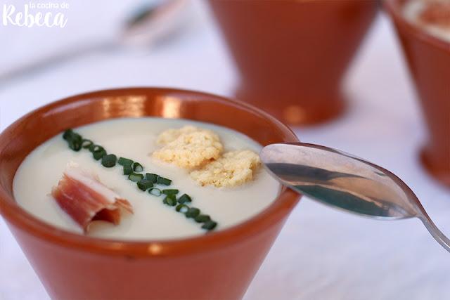 Vichyssoise (sopa o crema de puerros)
