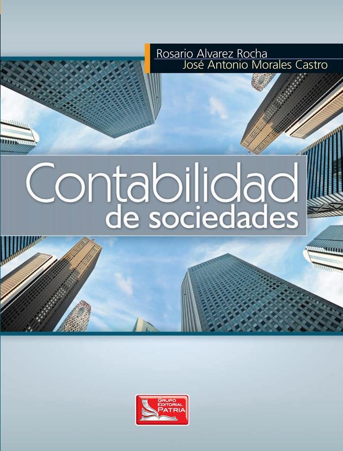 Contabilidad de Sociedades – Rosario Alvarez Rocha
