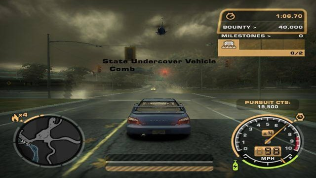 Download Need for Speed Most Wanted PC Games Gameplay