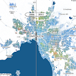 Changing Melbourne 2.0: How socio-demographic characteristics of Melbourne are changing over time