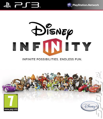 Disney Infinity PS3 Español Region USA