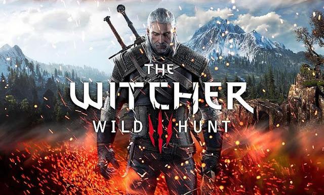 تحميل لعبة the witcher 3 للاندرويد