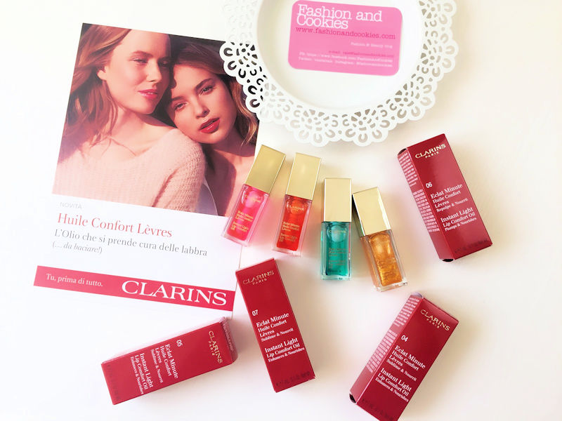 Clarins Huile Confort Levrès on Fashion and Cookies beauty blog, beauty blogger