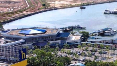 PELABUHAN BATAM CENTER