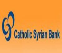 Catholic Syrian Bank (CSB) Recruitment 2017