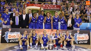 BALONCESTO - Tercera Supercopa consecutiva para el Perfumerías Avenida