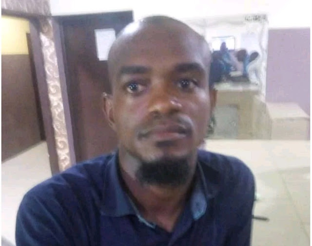 Islamic Cleric Apprehends By Police For Sleeping With Physically Challenged Girl Inside a Mosque In Lagos