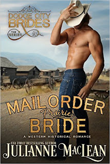 Mail Order Prairie Bride (Dodge City Brides Book 1) - A Western Historical Romance by Julianne MacLean