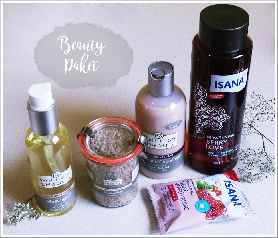 Wellness mit Isana und Wellness Beauty Produkten