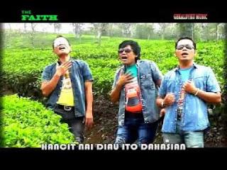 Lirik Lagu Batak - Boasa Ma Ikkon - The Faith Trio