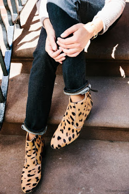 Botines Leopardo