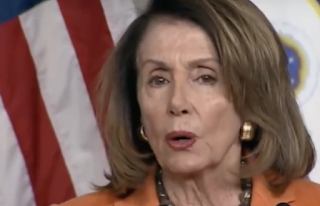 VIDEO: Pelosi face spasms mar speech; Utters gibberish, confuses 'trillions' and 'billions'