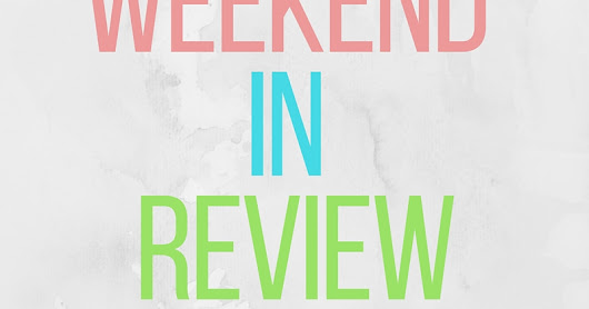 Weekend in Review | Pool and Pups