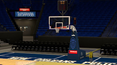 NBA 2K14 New Orleans Pelicans Court Update