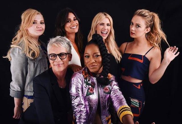 'Scream Queens': Nuevos datos sobre la segunda temporada desde la 'Comic-Con 2016'