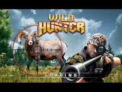 Caçador Selvagem 3D