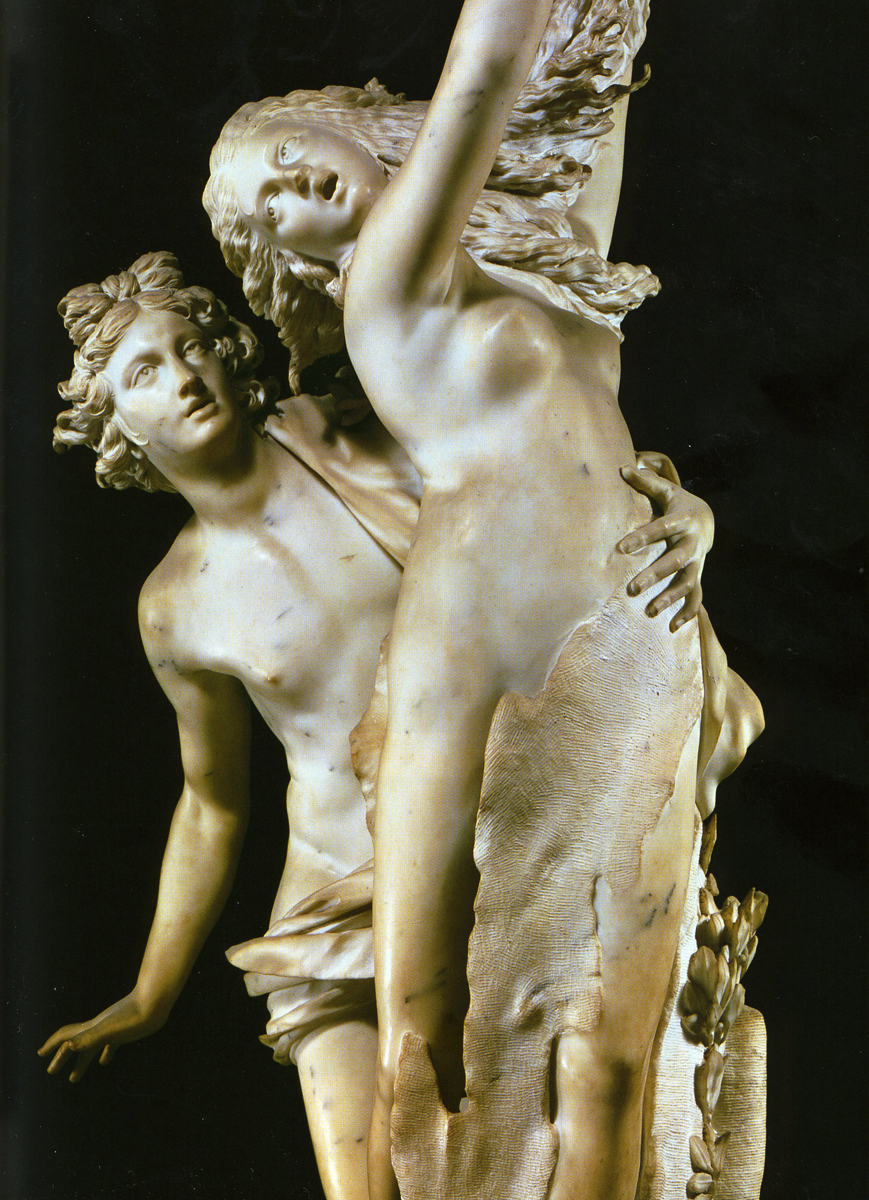 Dafne e Apolo, de Bernini