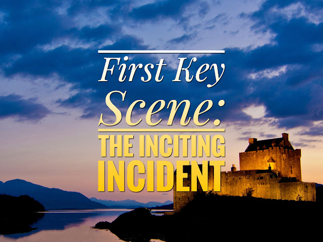 (NaNo Day 1) First Key Scene: The Inciting Incident