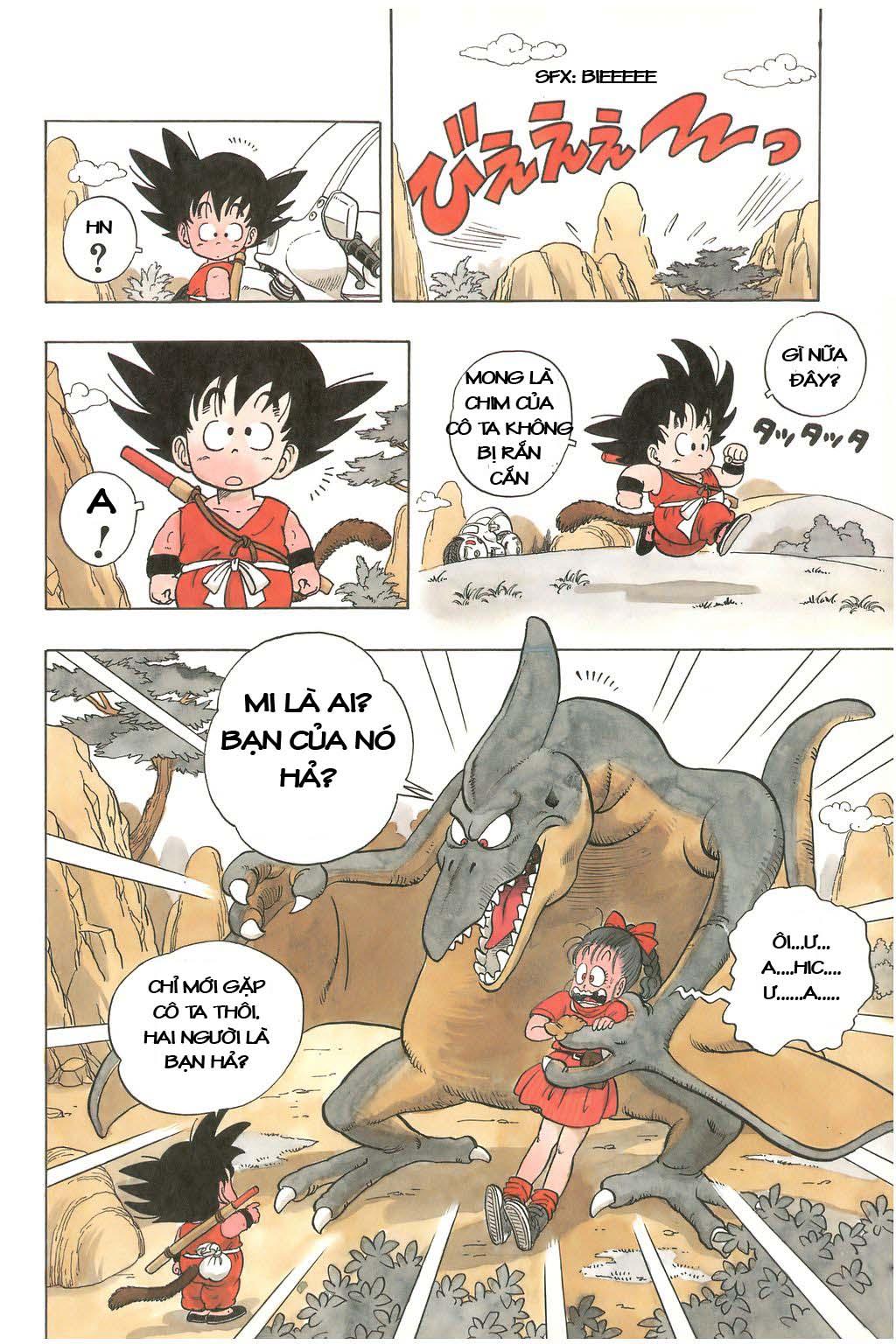 Dragon Ball chap 1 trang 33