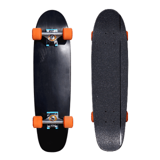 初心者から上級者ヨコノリストまで / ずるいほど気持ち良いズールークルーザースケートボード