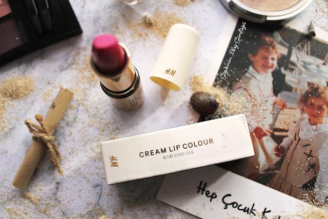 H&M Lip Color Lipstick Last Tango