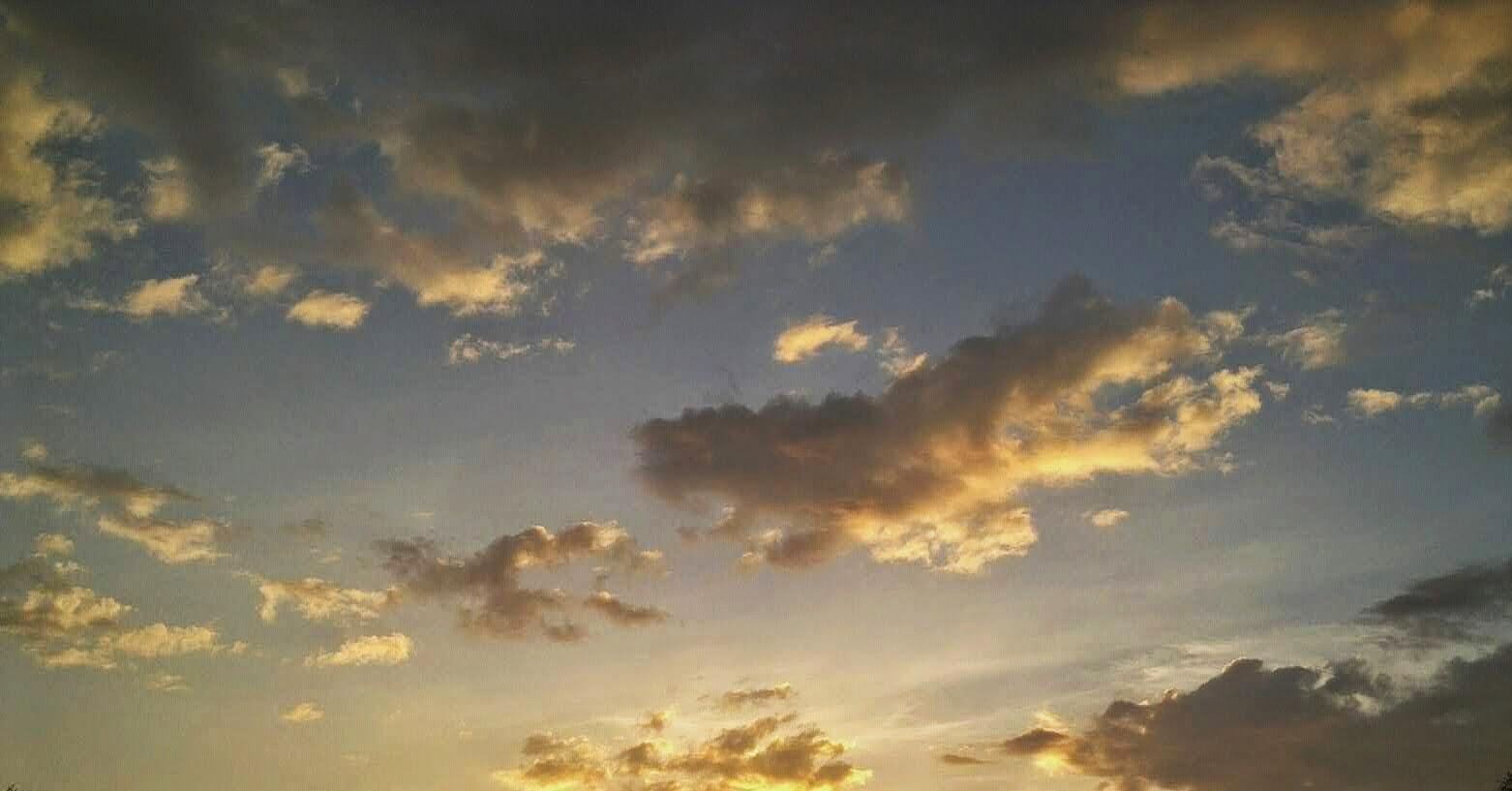 taivas, pilvet, heaven, valo pilvissä