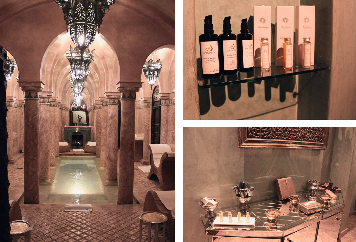 Erfahrung Hamam und Massage im La Sultana Hotel in Marrakesch Medina