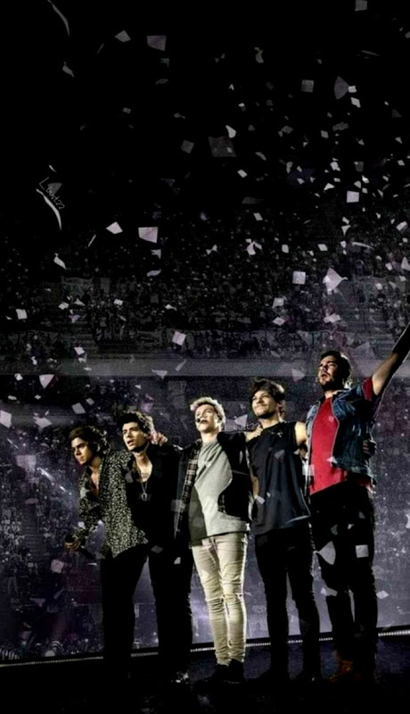Live One Direction Wallpapers Wallpapers Colorful