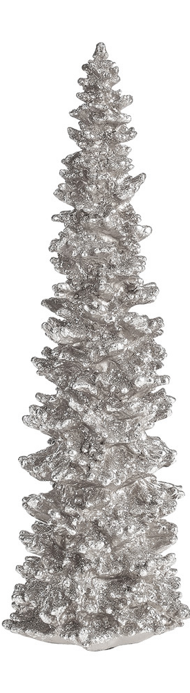 BOWRING CHRISTMAS TREE SILVER