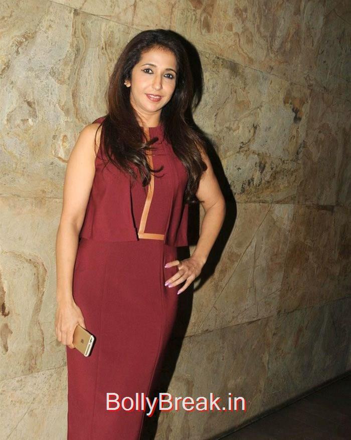 Krishika Lulla, Dia Mirza Hot Pics at 'Tanu Weds Manu Returns' Special Screening