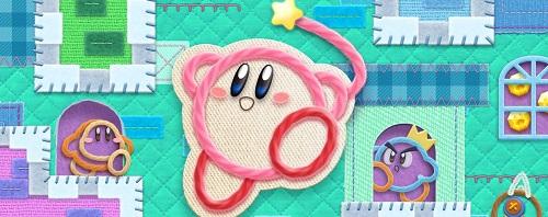 Kirby's Extra Epic Yarn Story